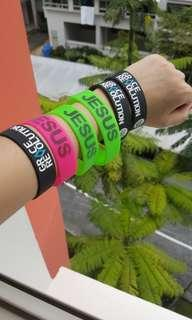 Jesus/ right beliving Wristband