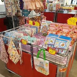 Juzmyitemz Pop up store at havelock ii basement 1