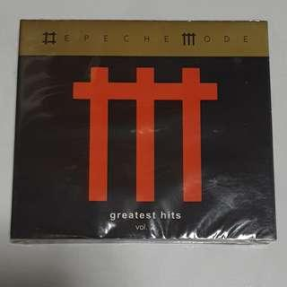 SEALED Depeche Mode Greatest Hits Vol. 2 (2CD)