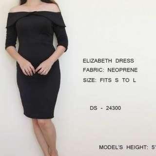 On hand!!!! Off shoulder dress