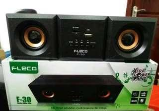 Speaker Bluetooth Fleco F30 Recharge