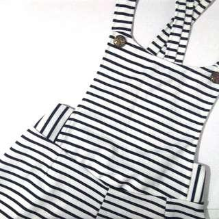 Bnw striped jumper