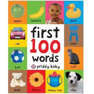 First 100 Words #1212
