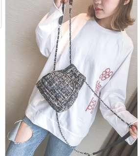 ❤BEAUTIFUL STYLE BAGPACK. SLING BAG