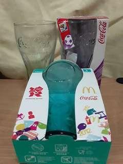 Coca-Cola glass (New)