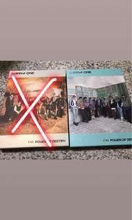 WTS: Wanna One Power of Destiny/POD Unsealed album