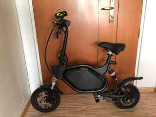 AM Bike (Lesser than 20km travelled)