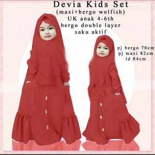 Devia kids stella set