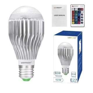 E716 warmoon led light bulb