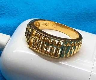 Especially for you dear (916 Abacus, GOLD Ring❤️💚❤️💚