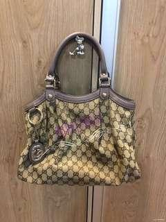 {FURTHER REDUCTION} GUCCI Sukey Medium