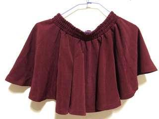 🚚 Joyce shop 酒紅褲裙