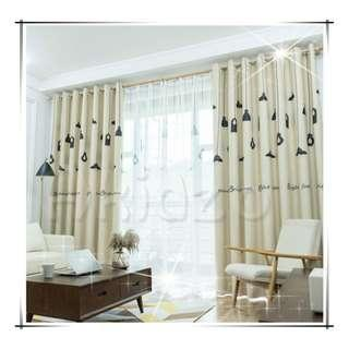 🚚 Curtain - Blackout up to 80%
