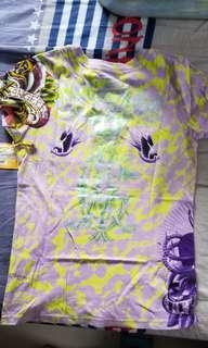 Christian  Audigier girls tee 女童 Tee