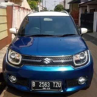 Suzuki Ignis GX 2018 M/T Tipe Tertinggi Termurah not 2017