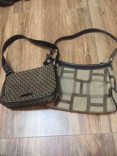 Vintage Authentic Nine West Bags bundle!