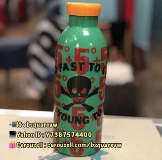 (最後1個) 購自英國 2019春夏 Vivienne Westwood 24H BOTTLE 熱水12小時/ 冷水24小時 冷熱保溫瓶  (保証正貨及全新)