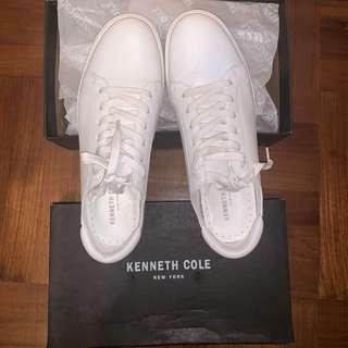 kenneth cole 小白鞋💙💙