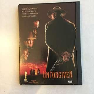 Unforgiven Region 1 DVD