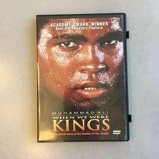 When We Were Kings Region 1 DVD