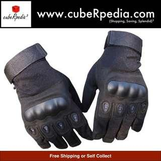 🔥CLEARANCE SALE🔥Tactical Full Finger Knuckle Protector Glove