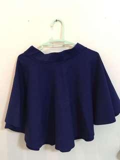 Skater Skirt (Royal Blue)