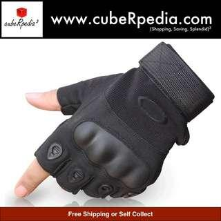 🔥CLEARANCE SALE🔥Tactical Half Finger Knuckle Protector Glove