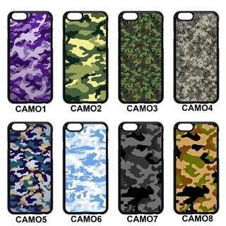 Camo Pattern Phone Case
