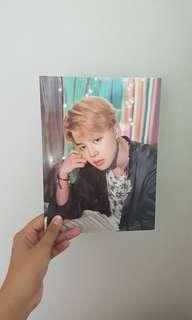 BTS SUMMER PACKAGE SAIPAN MINI POSTER JIMIN
