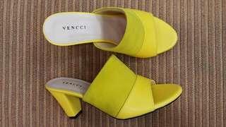TERMURAH!!!! TERBAIK!!!! High heels wanita . Heels vencci. Sepatu pesta. Heels mewah
