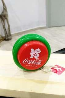 Coca Cola London Olympic YoYO