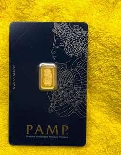 Special Deal - 1g (PAMP, Original Bar) $78 only ❤️