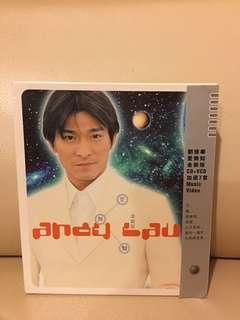 愛無知 CD VCD 金裝版~劉德華