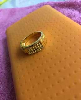 Pure Gold (999), Ring 🇸🇬🇸🇬🇸🇬🇸🇬🇸🇬