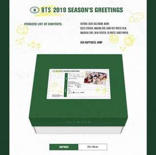[Sharing] Season Greetings 2019