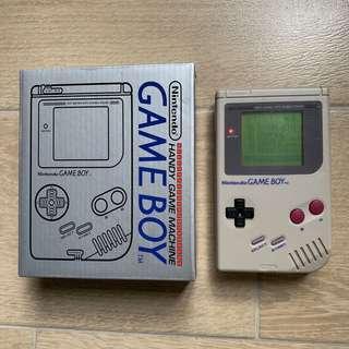 Gameboy Nintendo 任天堂 元祖機 Game Boy Gen1 DMG-01