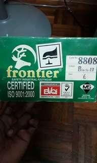 Frontier safety boots
