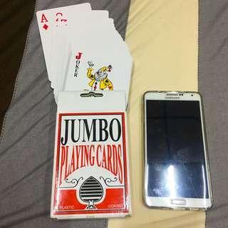 🚚 全新✨JUMBO大撲克牌