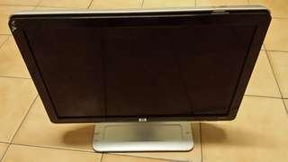 Hp LCD Monitor 19in (for parts)