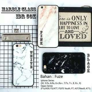 Marble case pink (for ip 7/8)