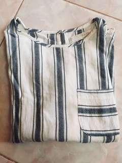 Zara linen top