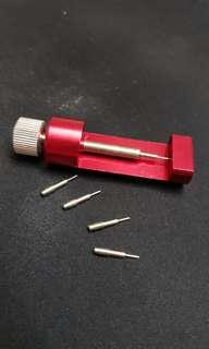 Portable Watch Bracelet Links Remover Tools.