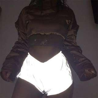 Glow Up Party Shorts