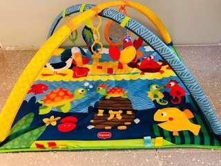 Tiny Love Under the Sea Gym Mat in Good Condition