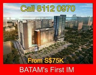 BATAM's First Integrated Mall! By SGX listed OXLEY HOLDINGS