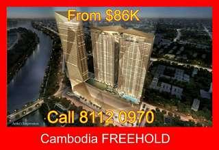 CAMBODIA Retail Shops for Sale