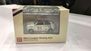 Tiny 香港Toy Soul 特別版 24號 Mini Cooper