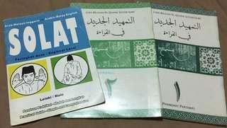 Andalus Islamic studies Arabic/Sholat