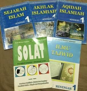 Andalus Islamic studies Secondary 1