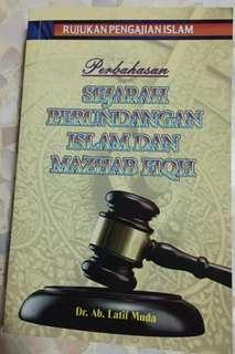 Andalus Diploma Pengajian Islam (DPI) Sejarah Perundangan Islam dan Mazhab Fiqh